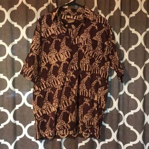 Authentic African Shirt